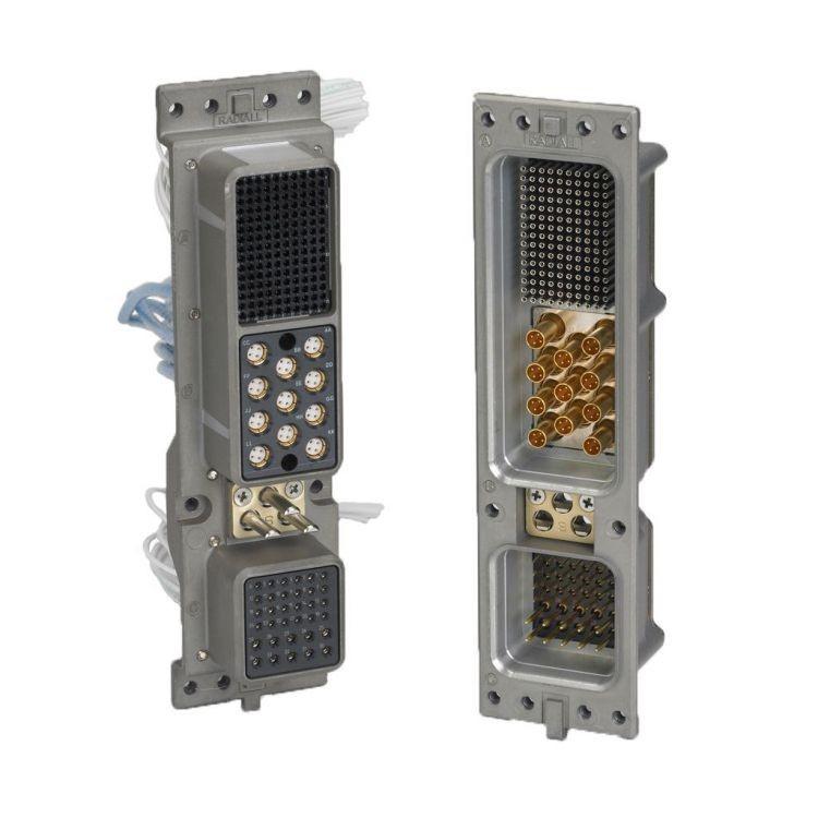 NSXN2B577S0081 ARINC 600   RADIALL  CONNECTOR